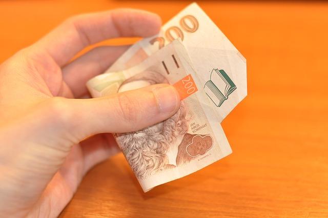 Půjčka 1000 Kč ihned na ruku