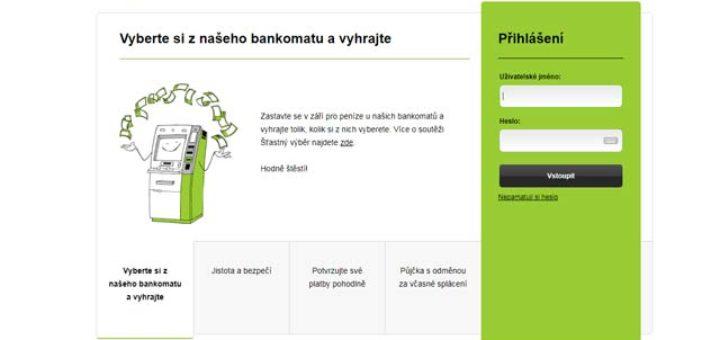 Jaká pozitiva přinese Airbank přihlášení na účet?