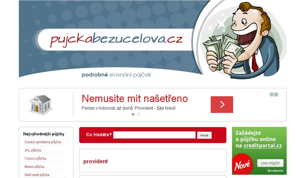 Many now pujcka web