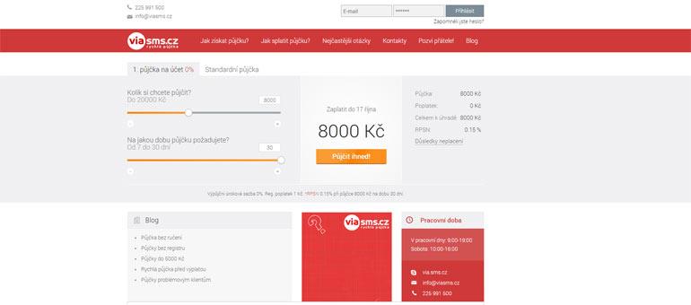 Online pujcka bez doložení príjmu žacléři